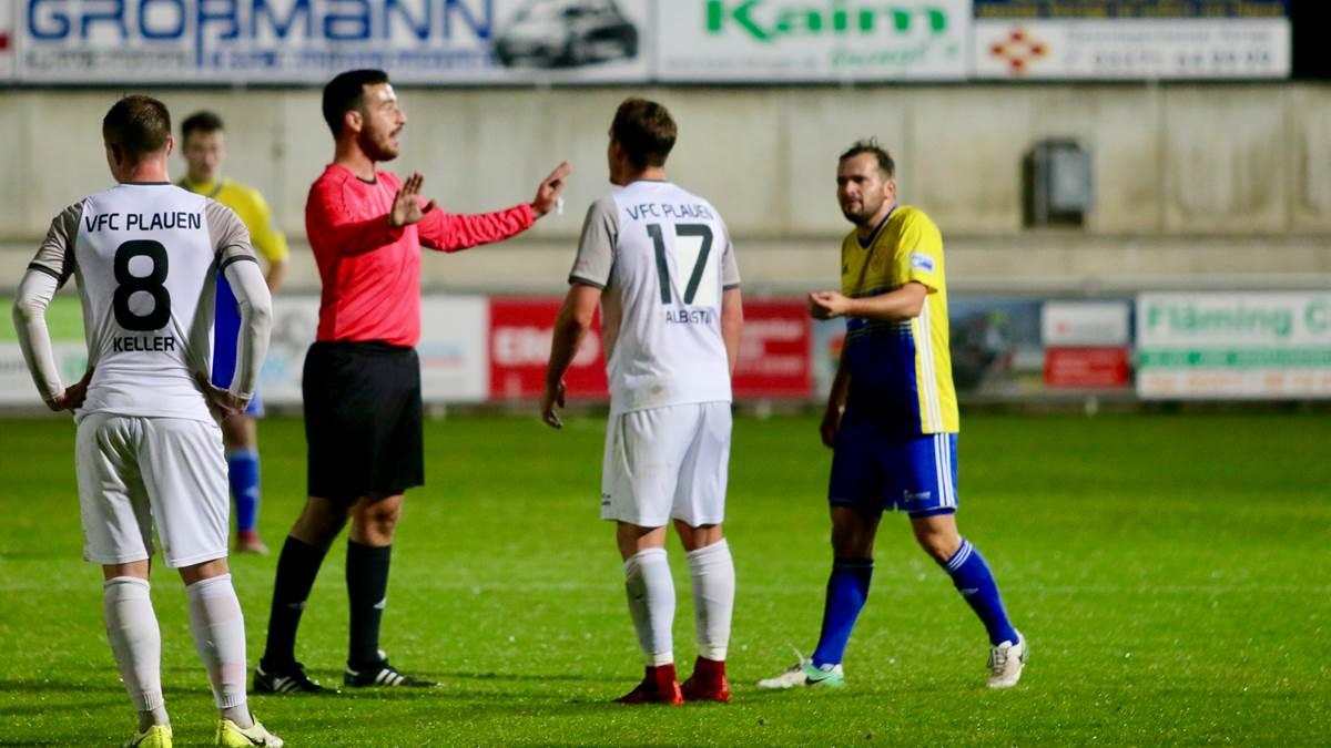 10.Spieltag FSV 63 Luckenwalde - VFC Plauen