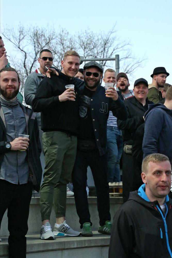 Pokal Halbfinalspiel FSV 63 Luckenwalde - FSV Optik Rathenow