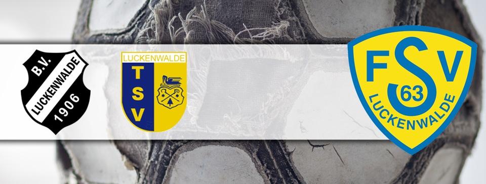 Geschichte FSV 63 Luckenwalde