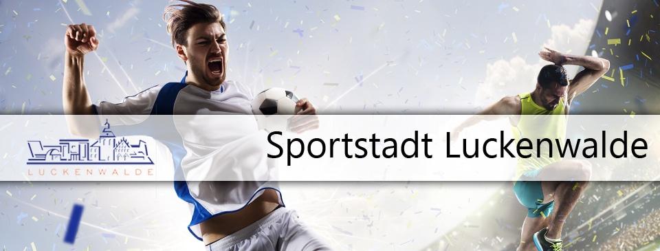 Sportstadt Luckenwalde