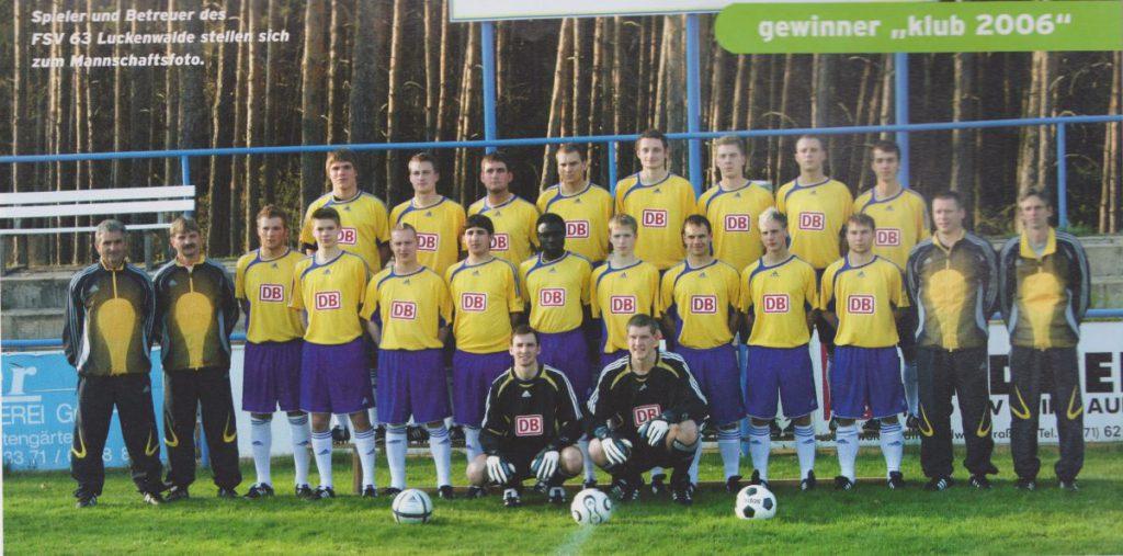 Fsv 63 Und Die Deutsche Nationalmannschaft Fsv 63